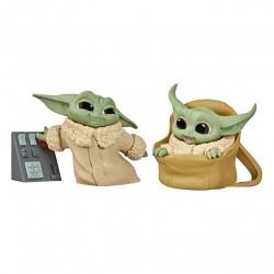 Pack Botones y Bolsa Baby Yoda The Mandalorian