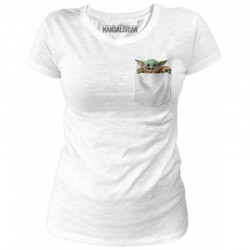 Camiseta Baby Yoda, The Mandalorian