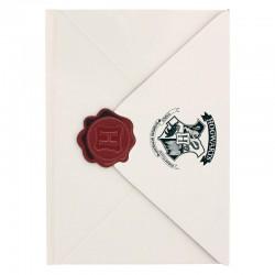 Libreta Carta de Aceptación, Harry Potter