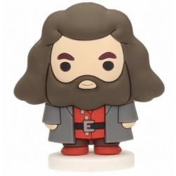 Mini figura goma Hagrid, Harry Potter