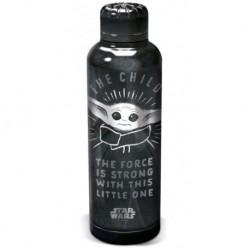 Botella Baby Yoda Aluminio...