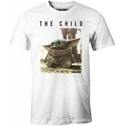 Camiseta Baby Yoda chico, The Mandalorian