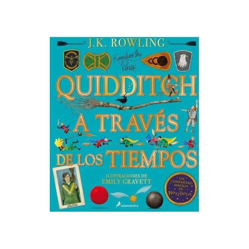 Quidditch a través de los Tiempos Harry Potter