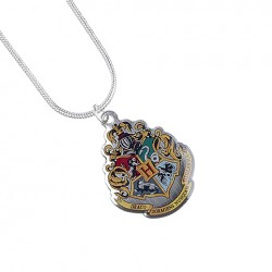 Collar emblema Hogwarts Harry Potter