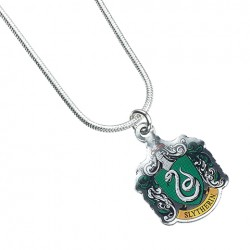 Collar emblema Slytherin Harry Potter The Carat Shop