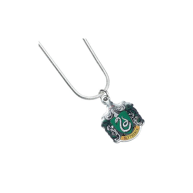 Collar emblema Slytherin Harry Potter The Carat Shop
