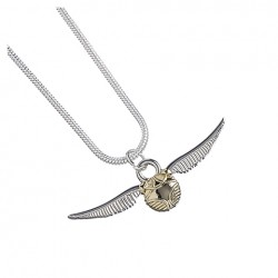 Collar Snitch dorada Harry Potter The Carat Shop