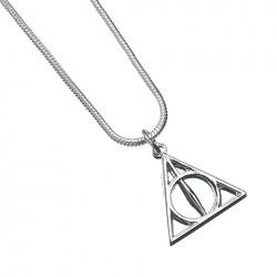 Collar símbolo Reliquias Harry Potter The Carat Shop