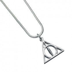 Collar símbolo Reliquias Harry Potter The Carat Shop