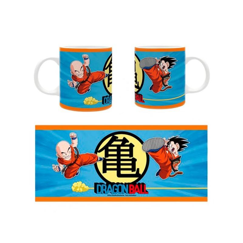 Taza Goku y Krilin, Dragon Ball Z