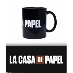 Taza Logo La Casa de Papel