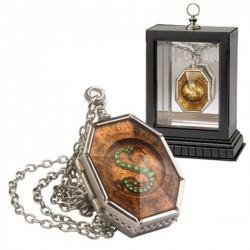 Réplica medallón Salazar Slytherin, Harry Potter