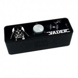 Altavoz bluetooth Darth Vader, Star Wars