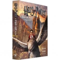 Libro: A Pop-Up book based on the film phenomenon, Harry Potter