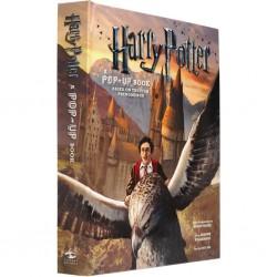 Libro Pop-Up based on the film phenomenon, Harry Potter