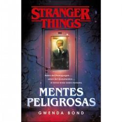 Libro: Mentes peligrosas, Stranger Things