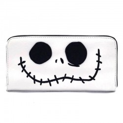 Cartera Monedero Jack Skellington