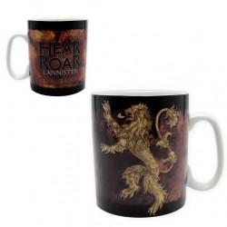 Taza Lannister porcelana, Juego de Tronos
