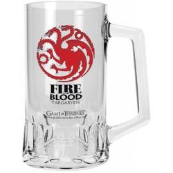 Jarra Targaryen, Juego de Tronos