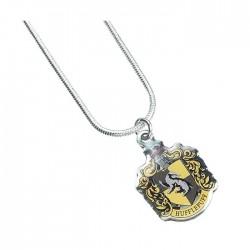 Collar escudo Hufflepluff, Harry Potter, The Carat Shop
