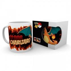 Taza Chachizard Fire, Pokémon