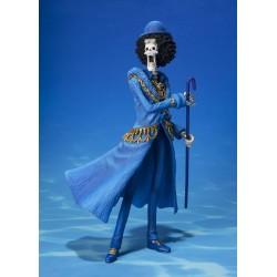 Figura réplica Brook 19cm, 20aniversario, One Piece