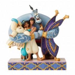 Figura Aladdin, Disney