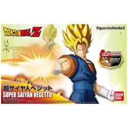 Figura Super Saiyan Vegetto, Dragon Ball Z, Kit Montable 15 cm