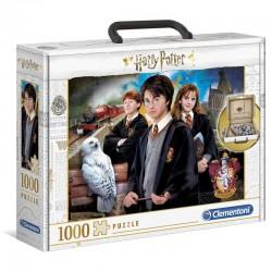 Puzzle Maletin Harry Potter...