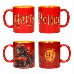 Pack 2 tazas Hogwarts...