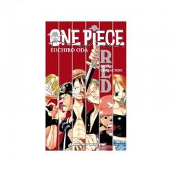 Libro One Piece, Guía I Red