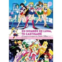 Libro - En nombre de luna te castigaré, Sailor Moon