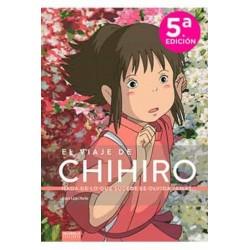 Libro El Viaje de Chihiro 5ª Edición
