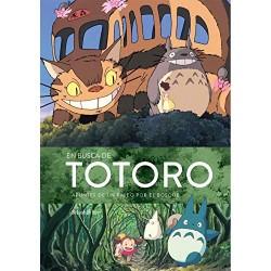 Libro, En busca de Totoro, apuntes de un paseo por el bosque