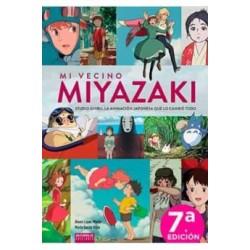 Libro Mi Vecino Miyazaki, 7ª Ed. Studio Ghibli