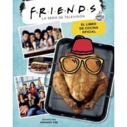 Libro de cocina oficial Friends