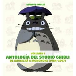 Libro Antología del estudio Ghibli vol. I