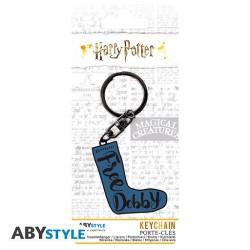 Llavero metálico Free Dobby, Harry Potter