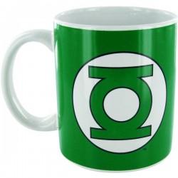 Taza Linterna Verde Logo, DC Comics