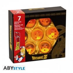 Set coleccionista 7 bolas de Dragon, Dragon Ball