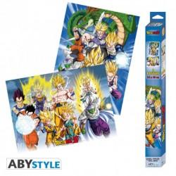 Set de 2 Posters de Dragon Ball