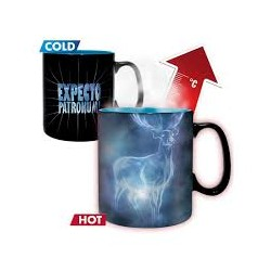 Taza térmica Expecto Patronus Harry Potter 460ml