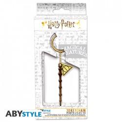 Llavero 3D varita de Sauco Harry Potter