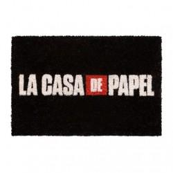 Felpudo La Casa de Papel logo