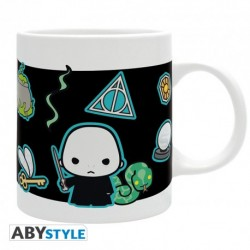 Taza Voldemort Chibi 320ml Harry Potter