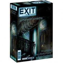 EXIT: La Mansión Siniestra, Escape Room (avanzado)