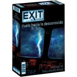 EXIT: Vuelo hacia lo desconocido, Escape Room (principiante)