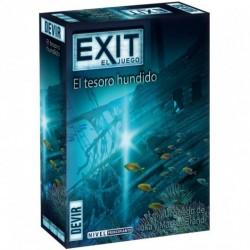 EXIT: El tesoro hundido, Escape Room (principiante)