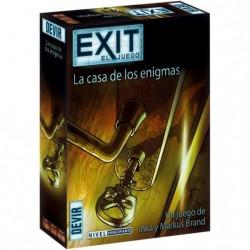 EXIT: La casa de los enigmas, Escape Room (principiante)
