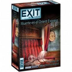 EXIT: Muerte en el Orient Express, Escape Room (experto)
